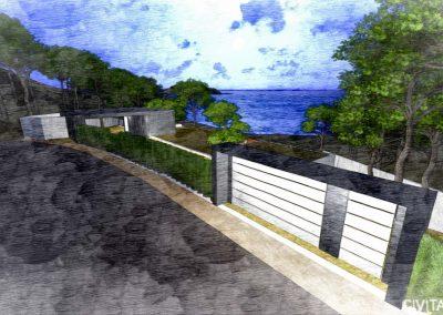 Vivienda junto al mar 011