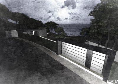 Vivienda junto al mar 014